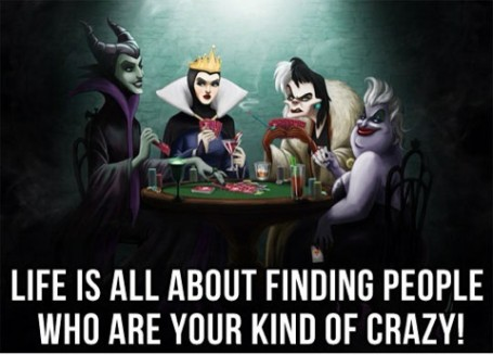 My kind of crazy!
