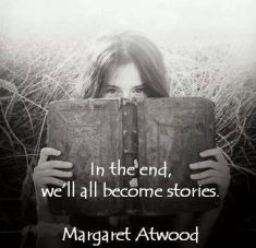 We all become stories!